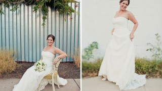 Featured Image - {Candice's Bridal Session}
