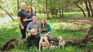 Featured Image - Stacey, Joy, Michael and Mike {family session}