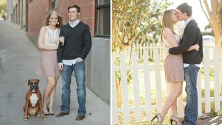 Featured Image - Abby + Nolan {Downtown Austin Engagement}