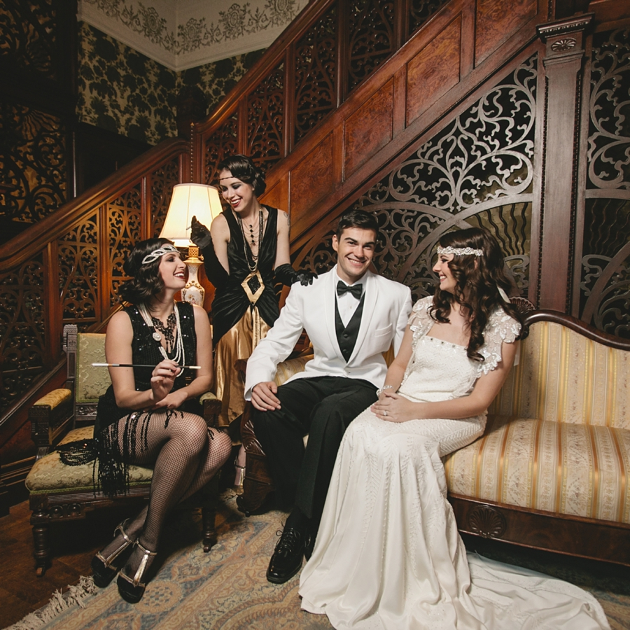 bliss bridal styled shoot great gatsby